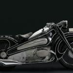 BMW R7 restoration concept motorcycle
