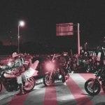 Bosozoku motorcycle gang