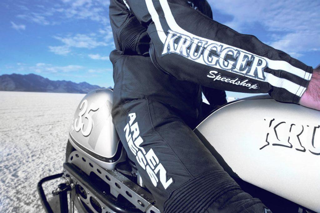 Krugger goodwood custom buell motorcycle