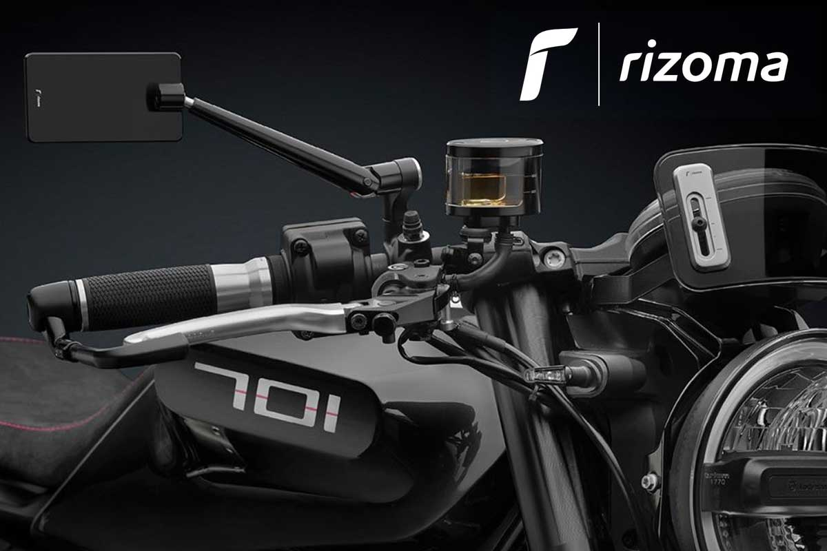 Rizoma motorcycle parts