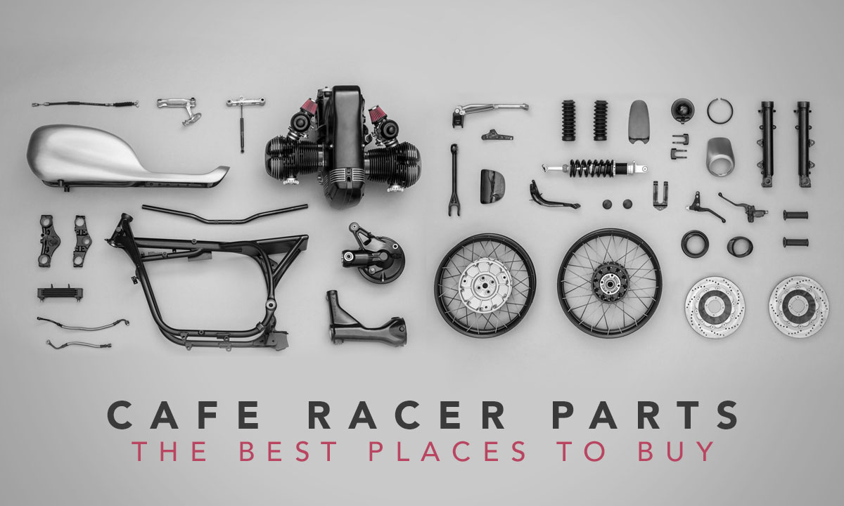 Where to buy cafe racer parts