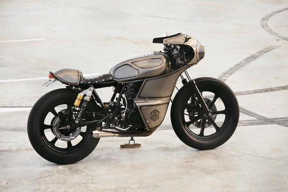 AnBu SR500 racer