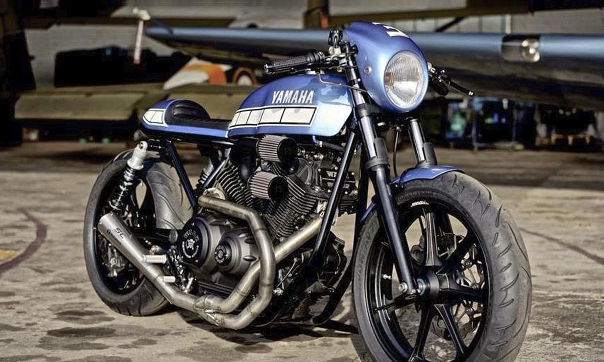 Walzwerk Yamaha XV950