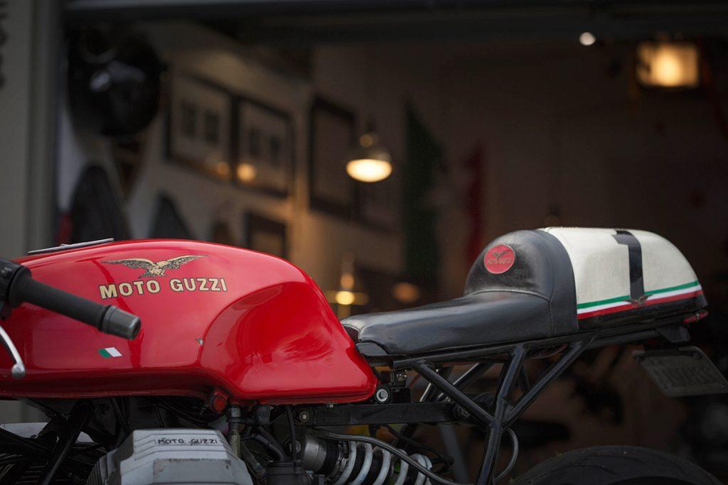 GUZZI 1100 SPORT CAFE RACER