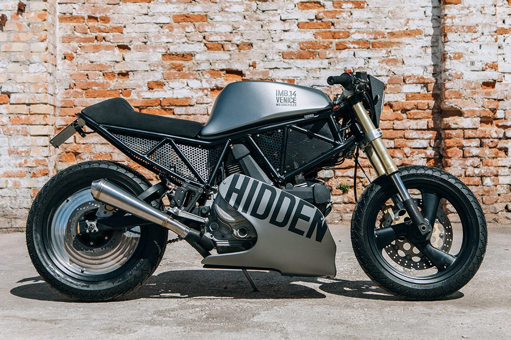 Ducati 600ss cafe racer