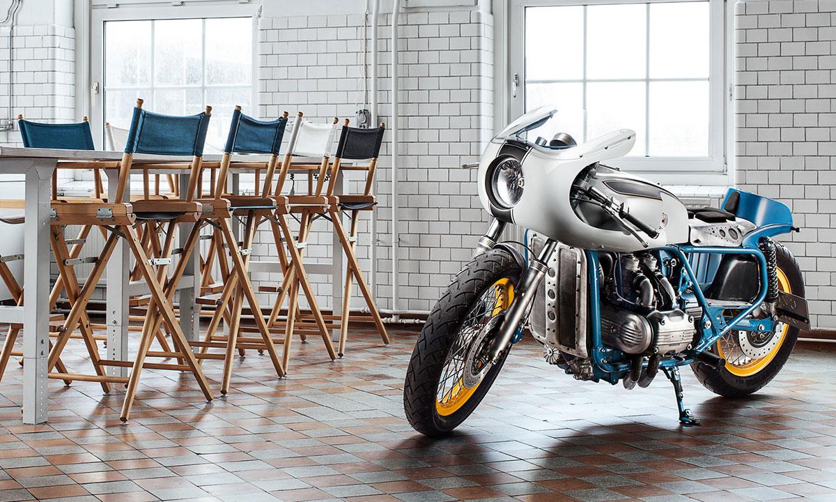 goldwing honda cafe racer