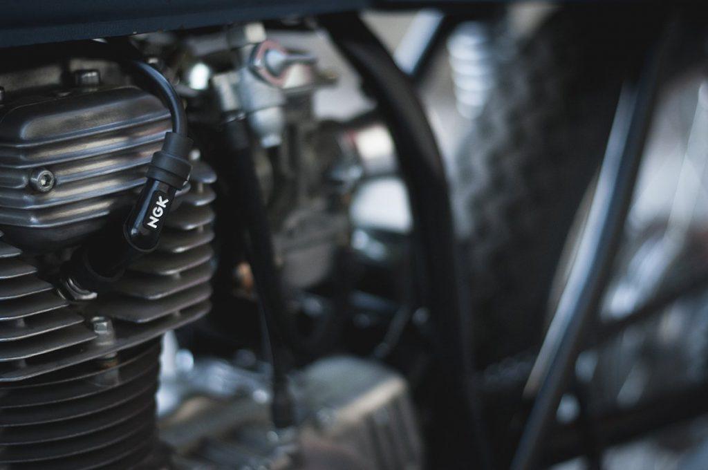 Honda CB250gt cafe racer