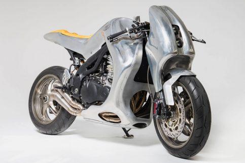 Metalbike Garage