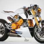 Ducati Panigale 1199S cafe racer