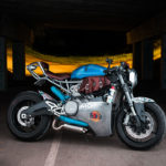 Ducati 899 Panigale cafe racer