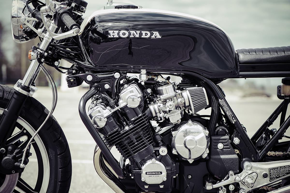 CBX1000 Honda cafe racer