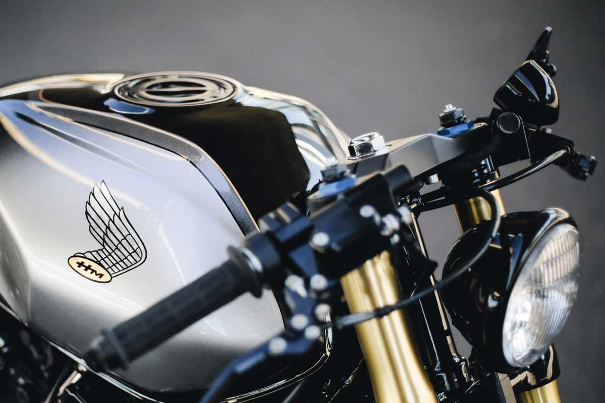 CB400 Honda cafe racer