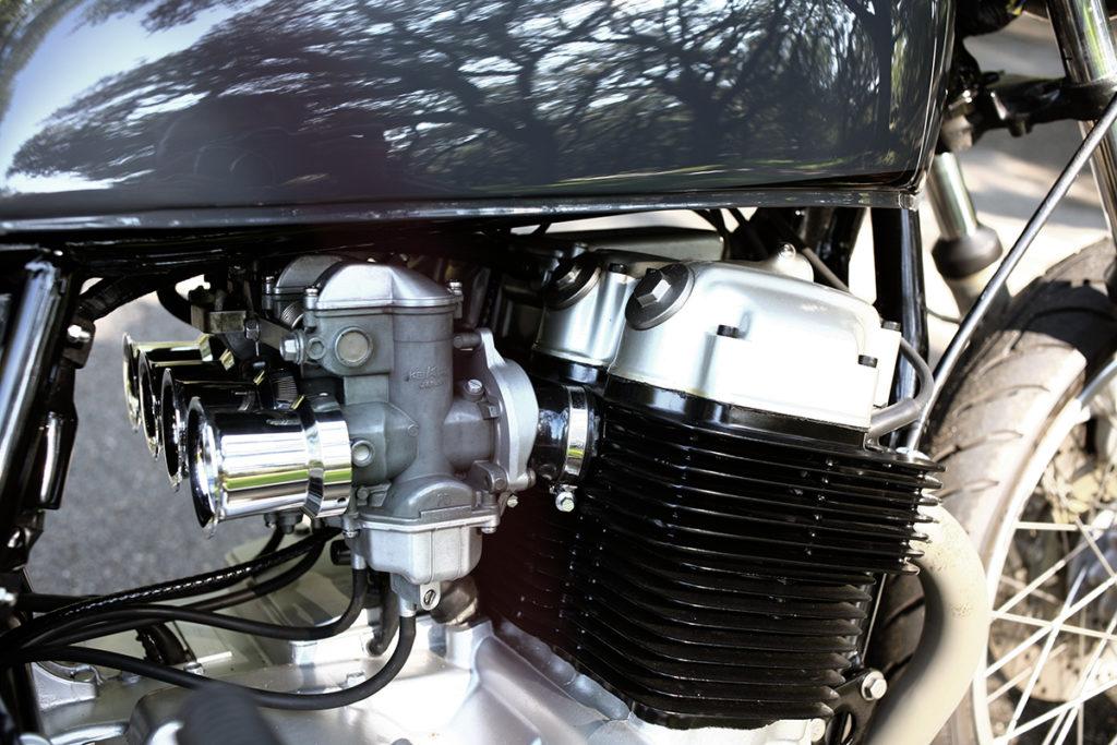 Honda CB750K cafe racer