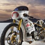 Ural Land speed racer