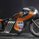 Nimbus landspeed motorcycle