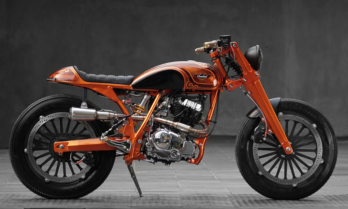 Cleveland Ace Cafe Racer Custom