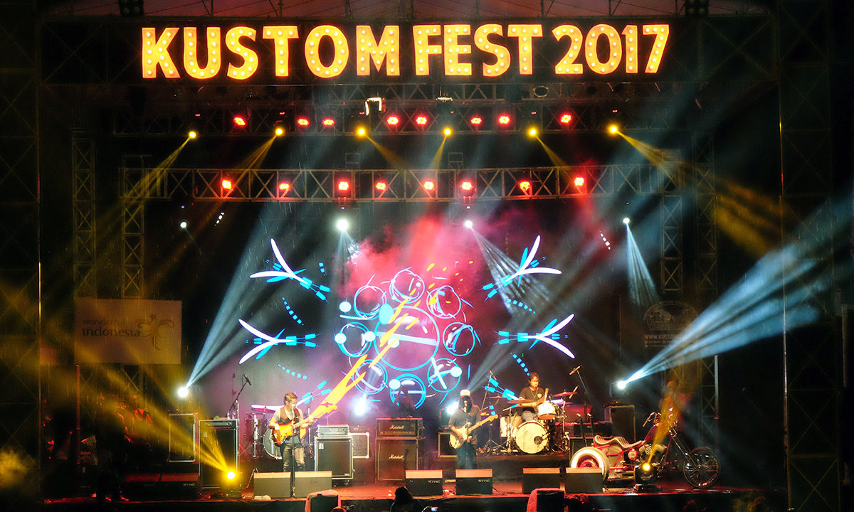 Kustomfest Indonesia 2017