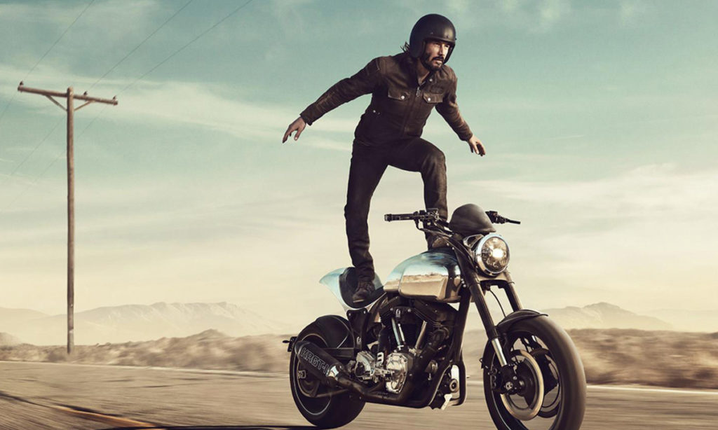Return of the Cafe Racers - Keanu Reeves Motorcycles – Arch Method 143