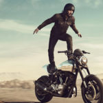 Keanu Reeves Arch Method motorcycle