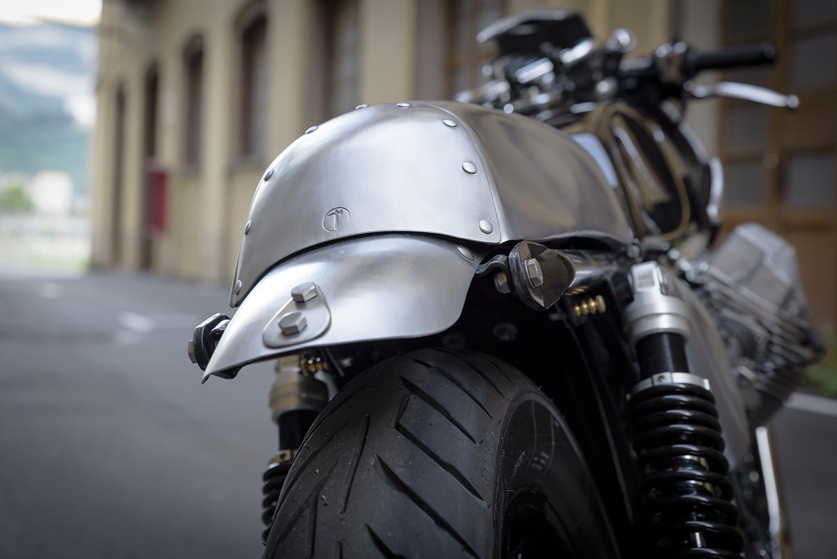 Moto Guzzi 850 T5 cafe racer