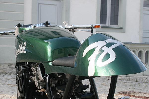 GSXR 1100 Cafe Racer