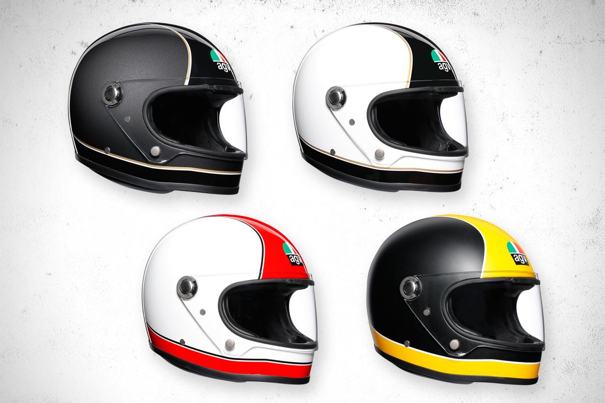 AGV X3000 retro helmet review