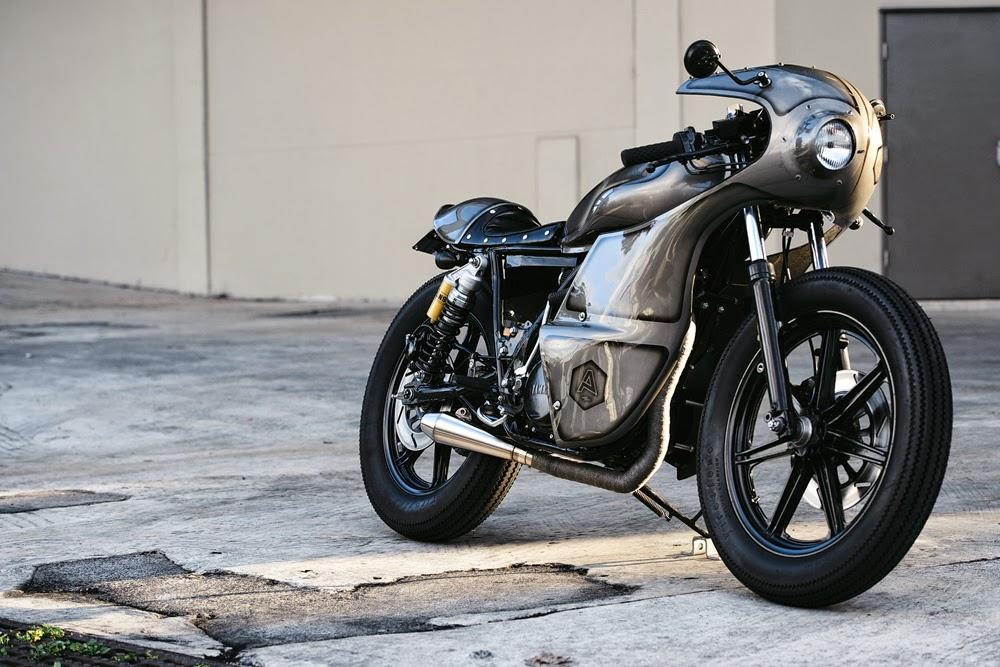 ANBU Arcanum Yamaha SR500