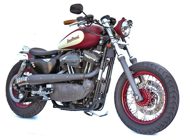 Return of the Cafe Racers - Deus Ex Machina New Blood