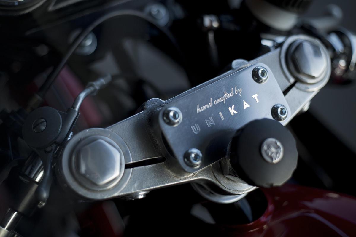 Ducati 750ss replica