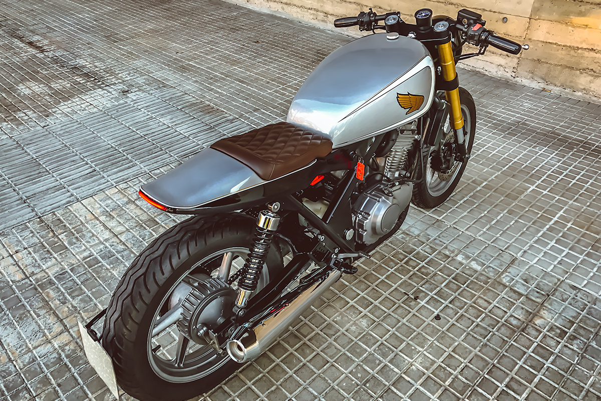 Honda CB500 Cafe Racer