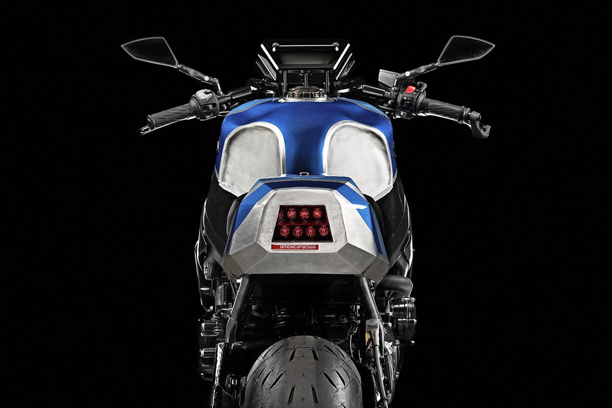Suzuki GSX750 cafe racer