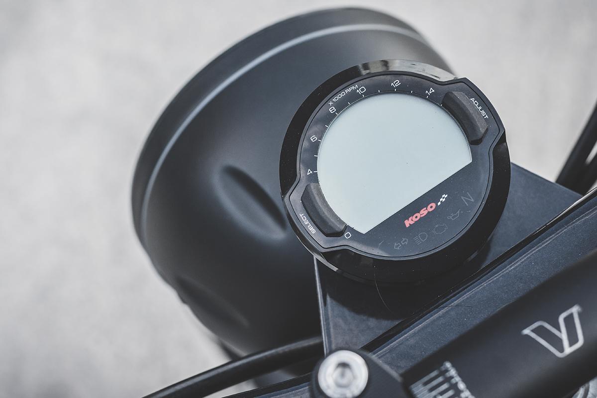 Custom Honda CBF600