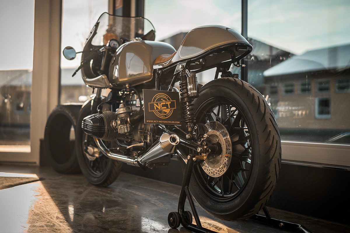 The Classic Racer Nct Bmw R100 Rs Return Of The Cafe Racers