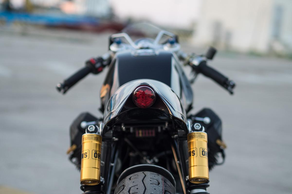 Moto Guzzi LeMans Cafe Racer