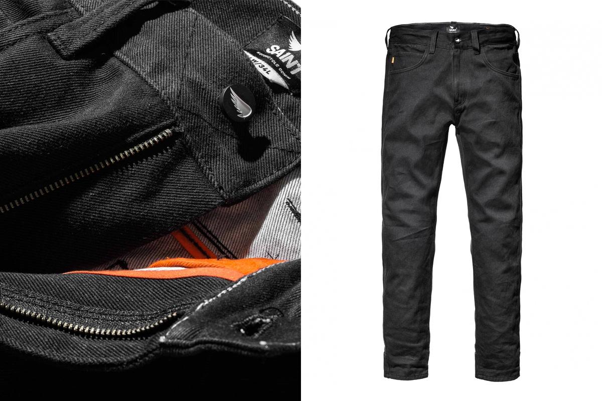 Saint unbreakable 6 motorcycle jeans