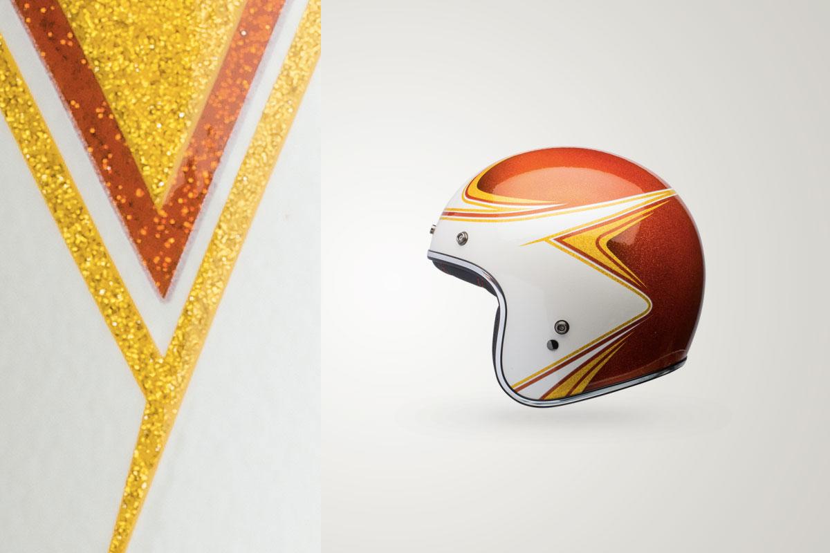 Bell custom 500 helmet review