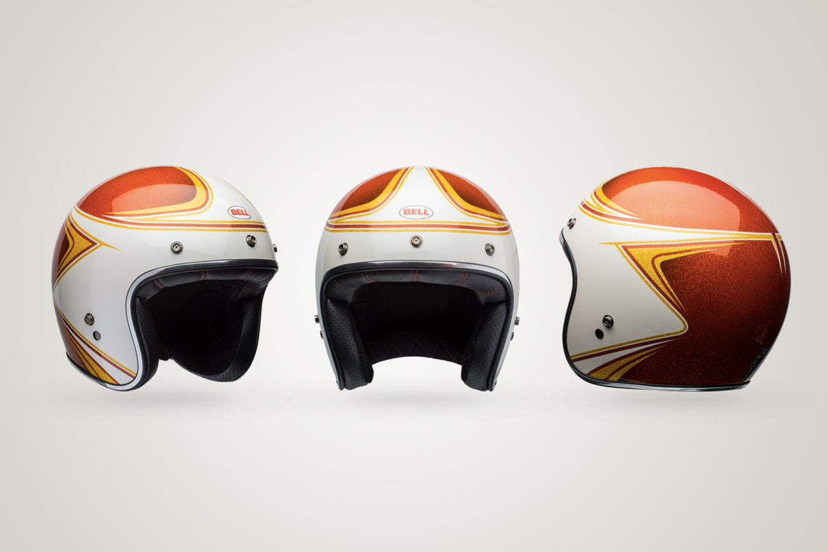 Bell custom 500 helmet review