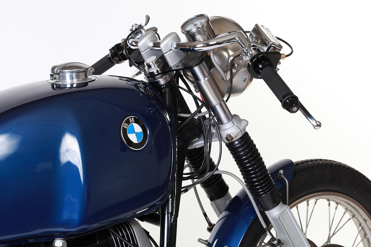 BMW R80RT cafe racer