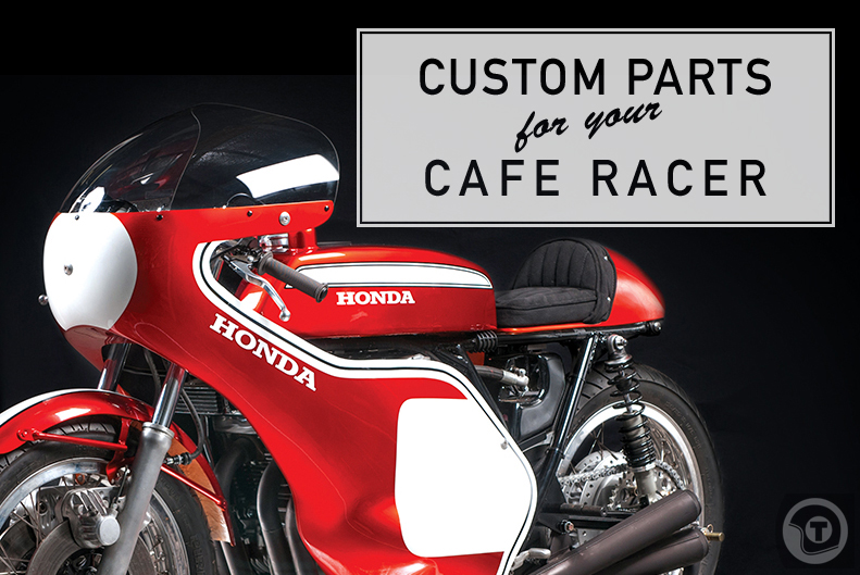 Return of the Cafe Racers - Custom Parts for you Cafe Racer #3