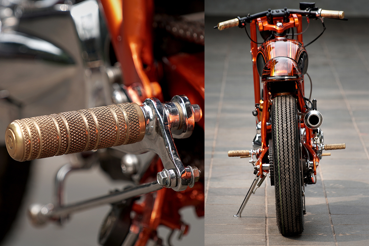 Cleveland Cycleworks cafe racer