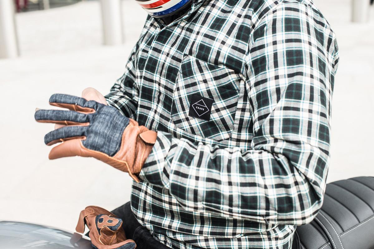 Crave kevlar motorcycle shirt review