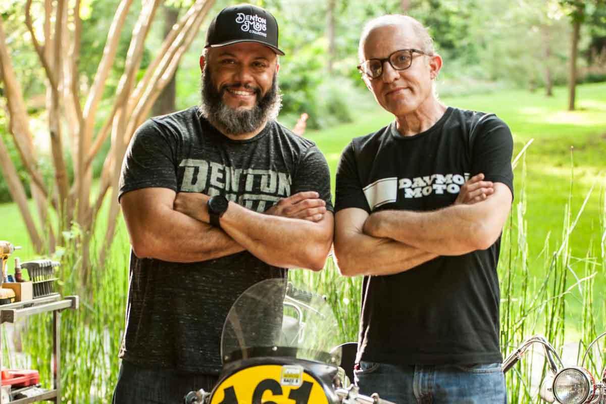 Denton Moto Collective interview