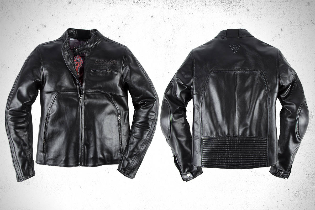 Dianese Toga 72 leather motorcycle jacket
