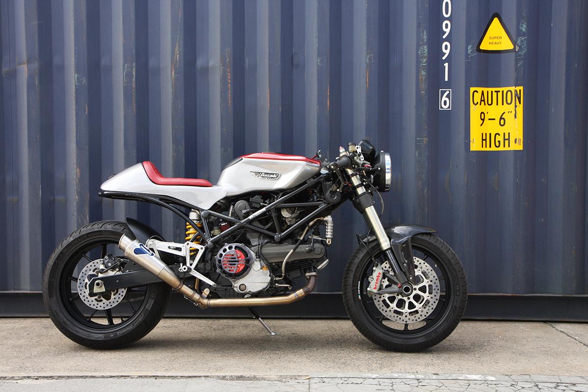 Ducati 748 Cafe Racer Kit