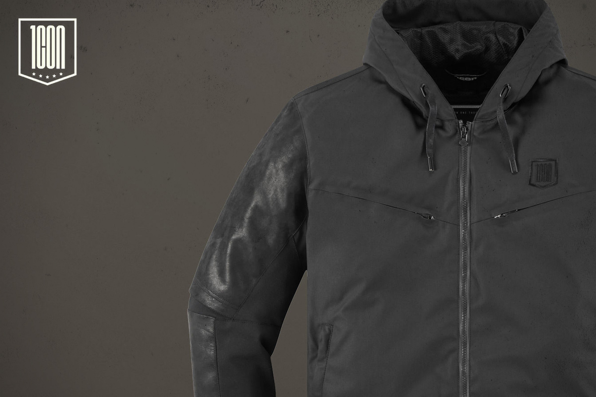 Icon 1000 Varial jacket review