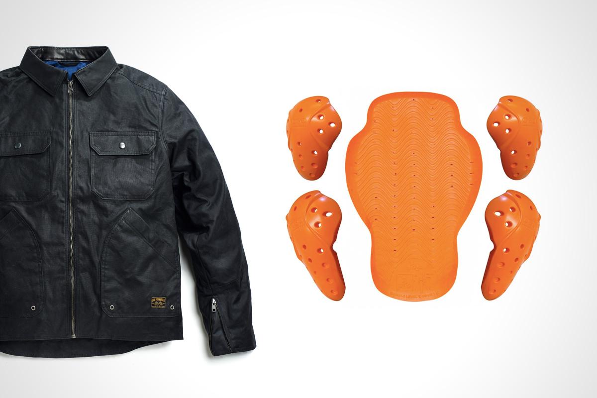 Janes Driggs Motorcycle Jacket