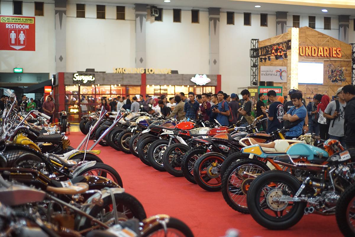 Kustomfest Indonesia 2017
