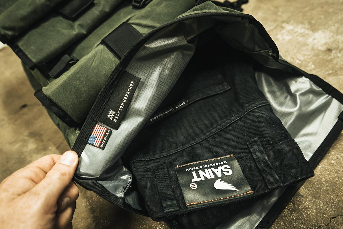 Arkiv Backpack review mission workshop