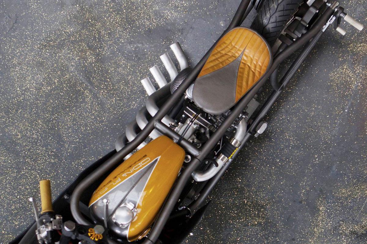 Nimbus landspeed motorcycle