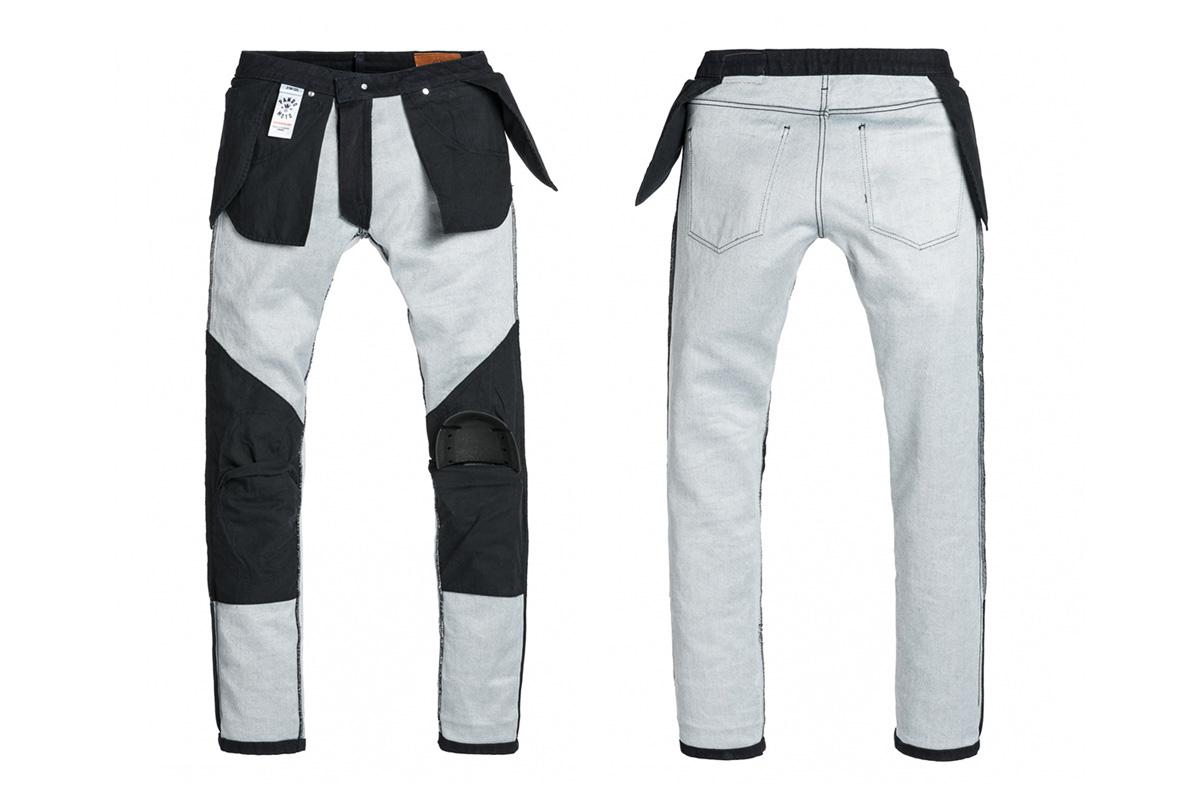 Pando Moto Boss 105 jeans